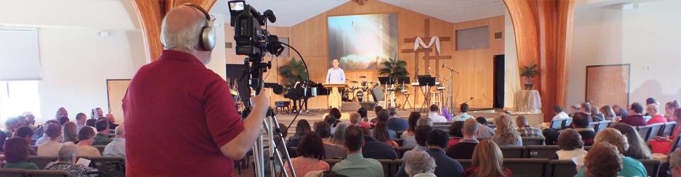 Hear sermons online